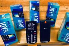 BLU JOY 3G J090A Black Senior Phone Unlocked Dual Sim Cell Phone with SOS Button