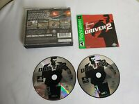 Driver 2 - Greatest Hits (Sony Playstation 1 (PS1) Complete. Tested works.