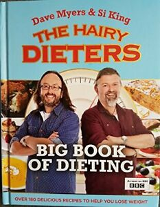 The Hairy Dieters Big Book of Dieting by The Hairy Bikers Book The Cheap Fast