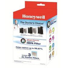 Honeywell HRF-R3 True HEPA Replacement Filter R - 3 Pack