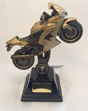 Motor Bike Racing Super Bike Trophy, Award, Gift. Free Engraving. 28cm Tall