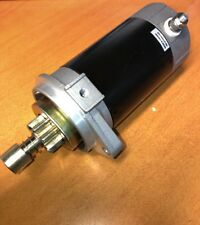 New Starter Motor Tohatsu 15HP 20HP 25HP 30HP 40HP 50HP 60HP 70HP Outboard 3C8-