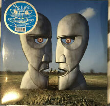 Pink Floyd The Division Bell Blue Vinyl 25th Anniversary Limited Edition Sealed