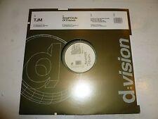 "TJM - Small Circle Of Friends - 2004 Italian 3-track 12"" vinyl single"