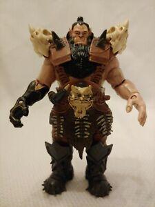 JEU COMPLET-JAKKS Warcraft Film-Mini Figurines War Craft 8 Action Toys Lot