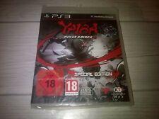 PS3 Yaiba Ninja Gaiden Z Special Edition German Import Genuine Pal New Sealed