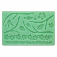 Nuevo Tala Woodland Silicona Fondant Glaseado Chocolate Molde Pastel Decoración G 0192