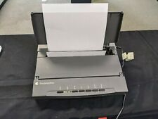 Apple Portable StyleWriter Printer With Battery and Power Supply