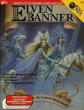 ELVEN BANNER EXC+! Role Aids Module 732 Adventure Dungeons Dragons AD&D D&D