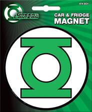 DC Heroes Car Magnet: Green Lantern Logo