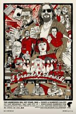 TYLER STOUT - IL GRANDE LEBOWSKI - 2009 - ORIGINAL RED - LE 103/300 - NOT MONDO