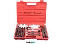 Gear Puller and Bearing Splitter Separator Set Car Garage Workshop Tool Set