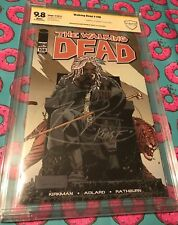 "The Walking Dead #108 Comic Hand Signed by Khary Payton ""King E"" CBCS Graded 9.8"
