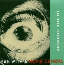 In The Nursery - Man With A Movie Camera  CD  Electronic/Altern./Dance/Rock NEW!