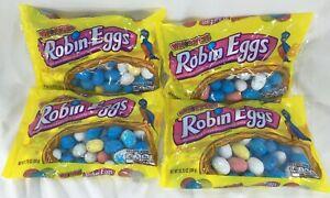 Whoppers Robin Eggs, 4 Pks (Bags) 13.75 oz Each, 55 oz (3.4 lbs.) Total, BB 4/22