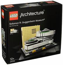 LEGO ARCHITECTURE Solomon R. Guggenheim Museum (21035) - BRAND NEW!