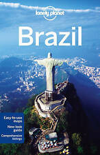 (Very Good)-Lonely Planet Brazil (Travel Guide) (Paperback)-Raub, Kevin, Gleeson