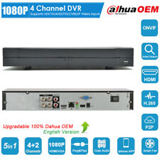 4 Channel Digital Video Recorder 1080P Hd Dvr Onvif For Security Camera System