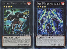 Authentic Alito Deck - Battlin' Boxer Comet Cestus - NM - Star Cestus 43 Cards