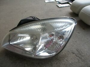 Driver Left Headlight 06-08 2006 2007 2008 KIA RIO OEM USED LH DRIVERS SIDE