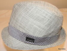CK Calvin Klein  BaseBall Cap Ball Hat Military NWT  One Size  C.K. Gray Bucket