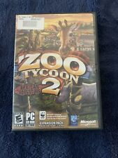Zoo Tycoon 2: African Adventure (PC, 2006) FREE SHIPPING