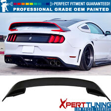 15-19 Ford Mustang GT350 V2 Painted Trunk Spoiler - OEM Painted Color
