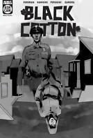 Black Cotton #1 Scout Comics Ashcan Preview 2021