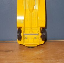 Matchbox Yesteryear Y1 Jaguar SS100 Yellow Made in England Issue 13