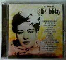 THE BEST OF BILLIE HOLIDAY - 15 TITRES - CD NEUF