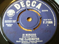 "THE CLASSMATES - IN MOROCCO   7"" VINYL"
