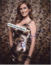 """KORIE ROBERTSON """"DUCK DYNASTY"""" IN PERSON SIGNED 8X10 COLOR PHOTO  """"PROOF"""""""