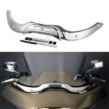 Style A Green-L Aluminum CNC Windshield Trim Fit For Harley Road Glide FLTRX Ultra FLTRU Special FLTRXS 2015-2020