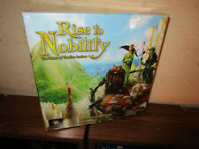 Final Frontier Games - Rise to Nobility Deluxe Kickstarter Edition