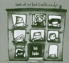 KID KOALA - SOME OF MY BEST FRIENDS ARE DJS  CD NEW sealed sleeve