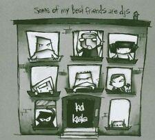 KID KOALA - SOME OF MY BEST FRIENDS ARE DJS  CD NEW sealed sleeve