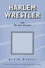 Harlem Wrestler and Other Poems (Lotus Poetry)-ExLibrary