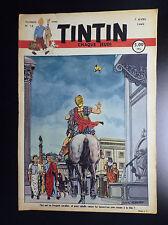 Fascicule Périodique Tintin N° 14 1949 TBE Martin