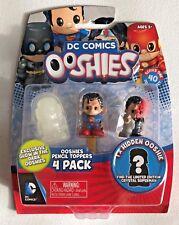 DC Comics Series 1 Ooshies Set 1 Pencil Topper