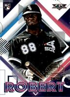 2020 Topps Chrome Topps Fire Preview #FP4 Luis Robert