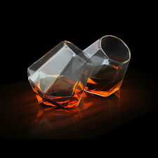 Diamond Shaped Glass for spirits Whiskey by ThumbsUp