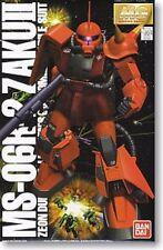 BANDAI MG 1/100 MS-06R-2 ZAKU II JOHNNY RIDDEN CUSTOM Plastic Model Kit Gundam