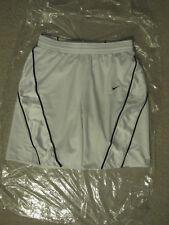 Men's Nike White Mesh Training Shorts Size Medium