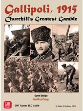 Gallipoli, 1915: Churchill's Greatest Gamble board game GMT New In Shrinkwrap000