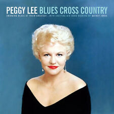 Peggy Lee - Blues Cross Country CD