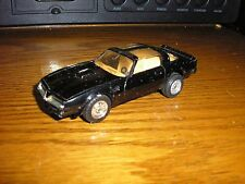 "Very Nice 1/43 ? 4"" long Pull Back Action 1977 - 1981 Pontiac Trans Am Firebird"