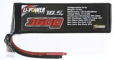 3600Mah 18.5V 5S 5 Cell 25C Venom LIPO BATTERY VEN15017