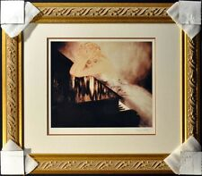 After Icart Piano Poster with Custom Framed Print Submit Best Offer!