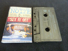 ORGANIZED NOIZE SET IT OFF ANDREA MARTIN QUEEN LATIFAH NEW ZEALAND CASSINGLE!