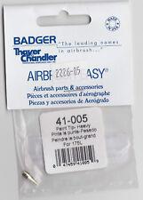 BADGER AIRBRUSH PARTS 41-005 PUNTA GRANDE PER 175L